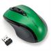 Kensington Pro Fit® Mid-Size Wireless Mouse - Emerald Green