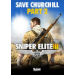 Nexway Sniper Elite III - Save Churchill Part 2: Belly of the Beast Video game downloadable content (DLC) PC Sniper Elite 3 Español
