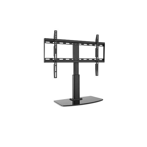 "Techlink TTM602 Fixed flat panel floor stand Black 165.1 cm (65"")"