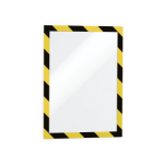 Durable Duraframe Security A4 A4 Black,Yellow magnetic frame