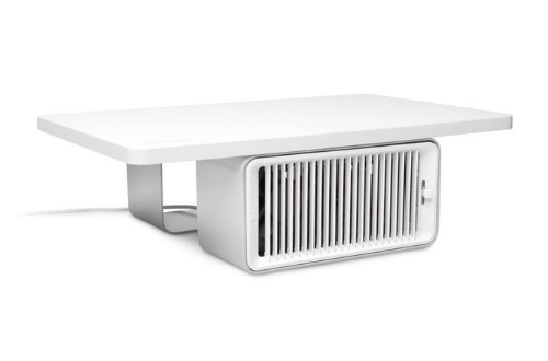 Kensington CoolView™ Wellness Monitor Stand with Desk Fan
