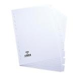 Elba 100204881 White 10pc(s) divider