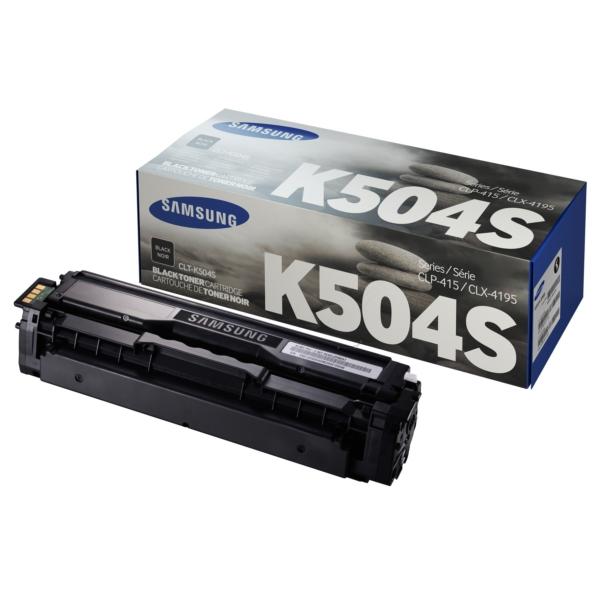 Samsung CLT-K504S/ELS (K504) Toner black, 2.5K pages