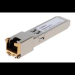 Hewlett Packard Enterprise X120 1G SFP RJ45 T network transceiver module Copper 1000 Mbit/s