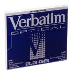 """Verbatim MO Disk 2,3Gb 5.25"""" 5.25"""" magneto optical disk"""