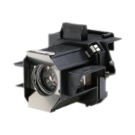 Epson Original Inside lamp for the HOME CINEMA 1080 projector. Replaces: ELPLP39 / V13H010L39 Identical pe