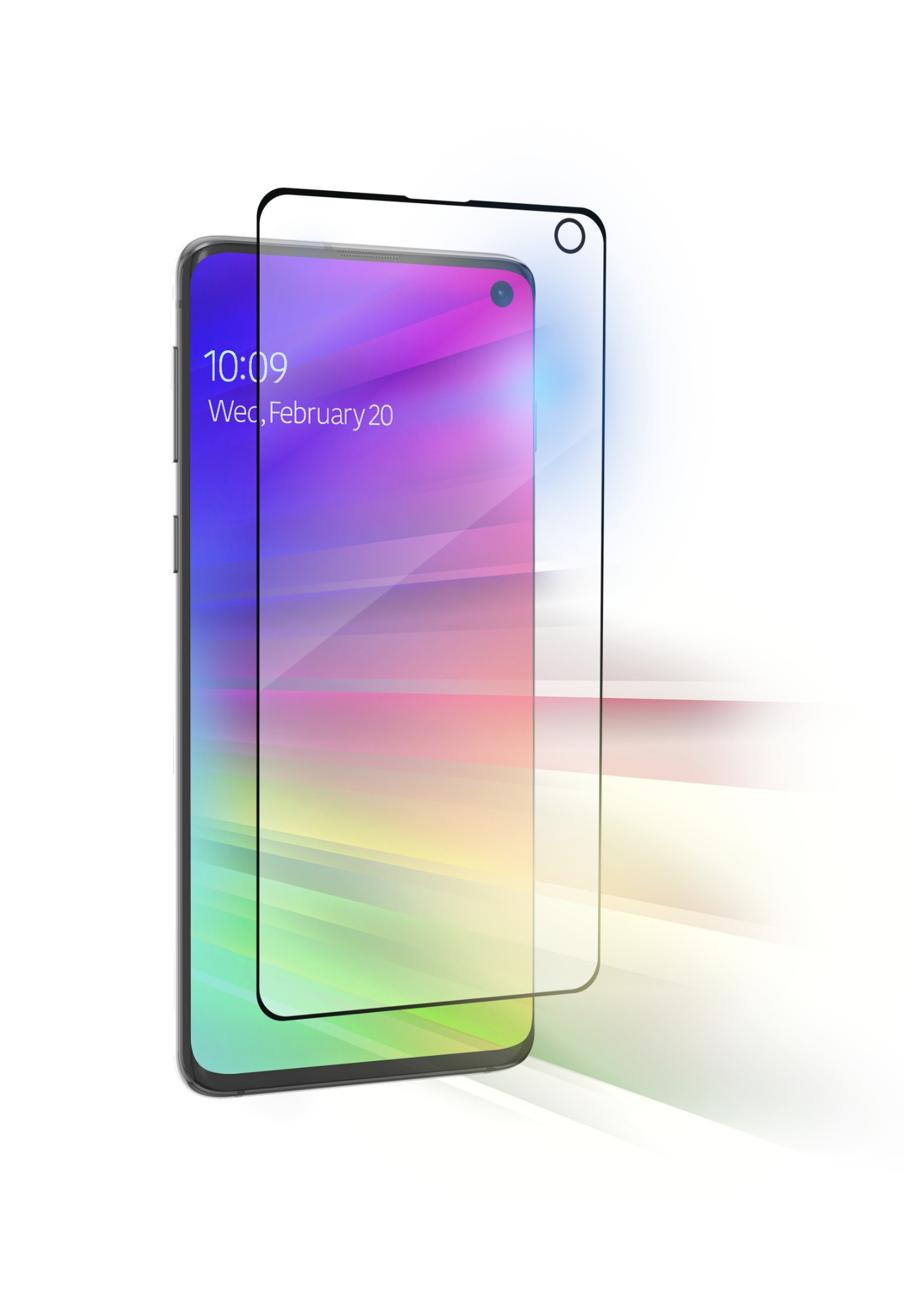 InvisibleShield GlassFusion Clear screen protector Mobile phone/Smartphone Samsung 1 pc(s)
