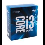 Intel Core ® ™ i3-7350K Processor (4M Cache, 4.20 GHz) 4.2GHz 4MB Smart Cache Box