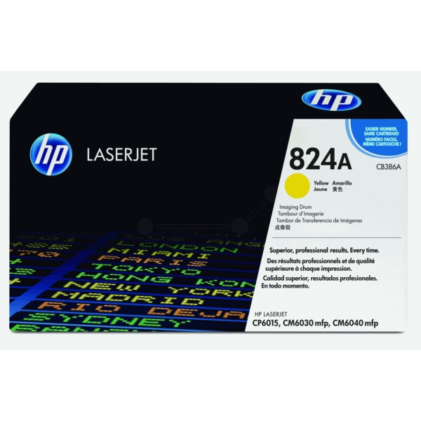 HP CB386A (824A) Drum kit, 35K pages