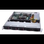 Supermicro SuperServer 1029P-MT Intel® C621 LGA 3647 (Socket P) Rack (1U) Zwart