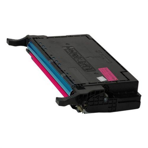 Remanufactured Samsung CLP-M600A / HP ST919A Magenta Toner Cartridge