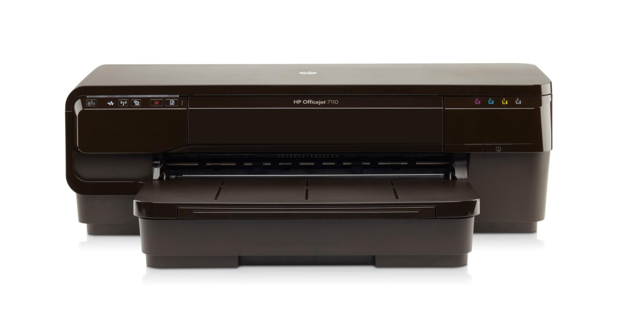 HP Officejet 7110 Wide Format ePrinter inkjet printer Colour 4800 x 1200 DPI A3 Wi-Fi