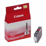 Canon 0626B007 (CLI-8 R) Ink cartridge red, 580 pages, 13ml
