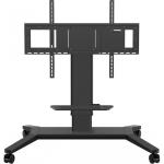 "Viewsonic VB-STND-002 signage display mount 2.18 m (86"") Black"