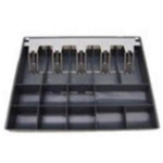 Posiflex CT-4100 Black cash tray