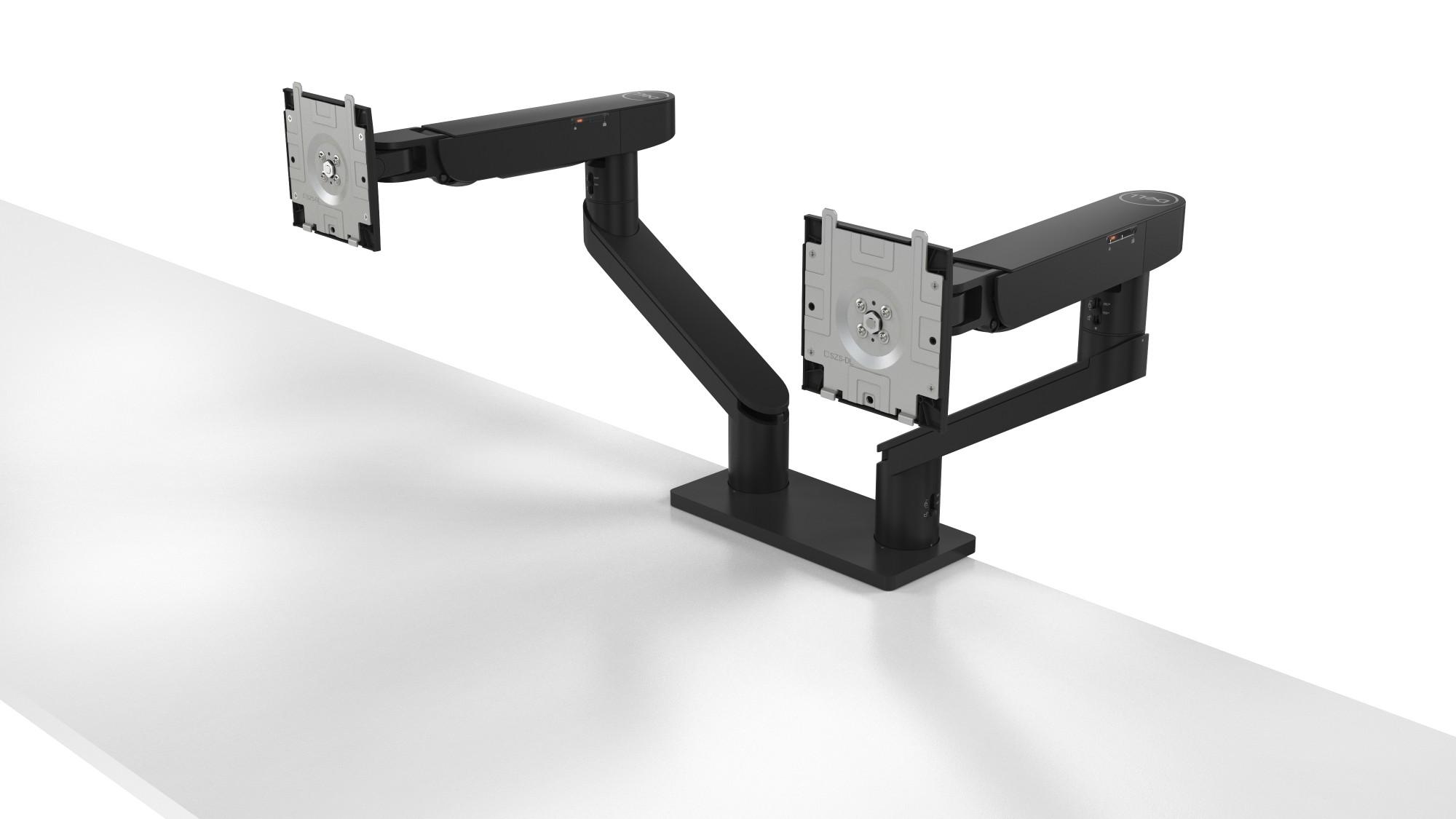 "DELL MDA20 68.6 cm (27"") Black"
