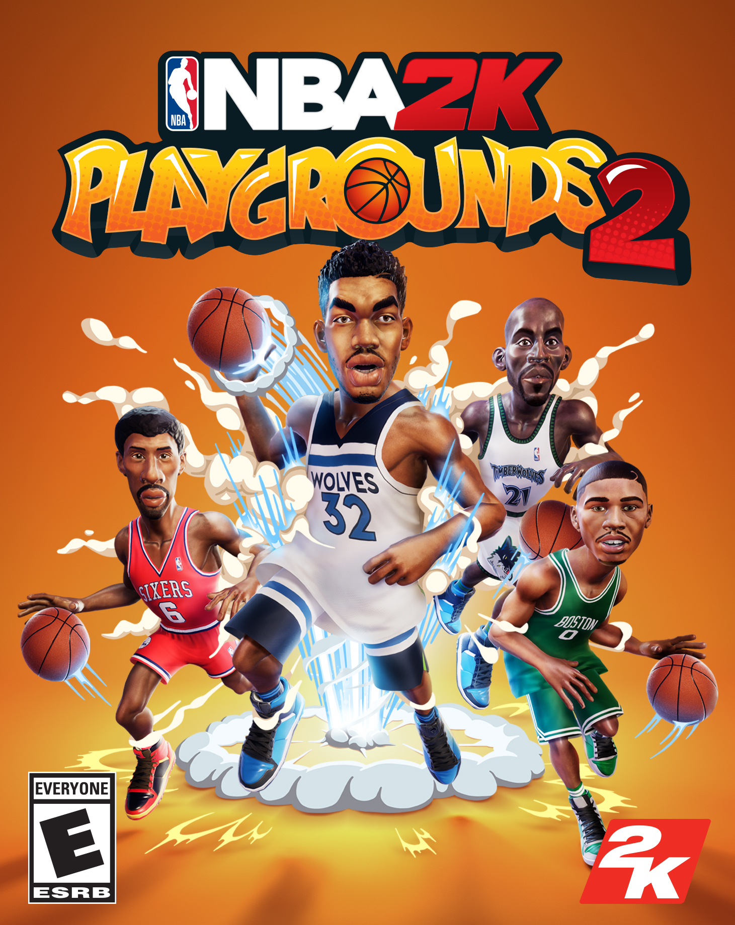 Nexway NBA 2K Playgrounds 2 vídeo juego PC Básico Español
