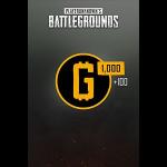 Microsoft PlayerUnknown's Battlegrounds 1100 G-Coin