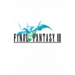 Square Enix Final Fantasy III, PC Basic PC English video game