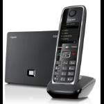 Gigaset C530 IP IP phone Black Wireless handset TFT