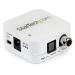 StarTech.com Two Way Digital Coax to Toslink Optical Audio Converter Repeater audio converter