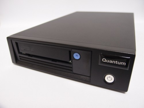 Quantum LTO-6 Half Height Model C tape drive Internal