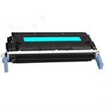 Delacamp C9721A-R compatible Toner cyan, 8K pages, 980gr (replaces HP 641A)