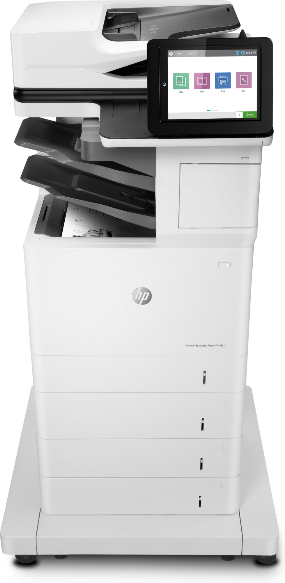 LaserJet Enterprise M631z - Multifunction Printer - Laser - A4 - USB / Ethernet / Wi-Fi