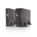 Vertiv Liebert GXT4 Double-conversion (Online) 700VA 6AC outlet(s) Rackmount/Tower Black uninterruptible power supply (UPS)