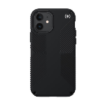 "Speck Presidio2 Grip mobile phone case 15.5 cm (6.1"") Shell case Black, White"
