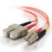 C2G 85491 fiber optic cable