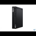 Lenovo ThinkCentre M80q DDR4-SDRAM i7-10700T mini PC 10th gen Intel® Core™ i7 16 GB 512 GB SSD Windows 10 Pro PC Black