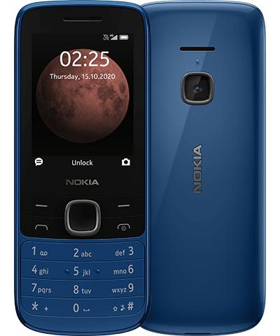 Nokia 225 4G 6.1 cm (2.4