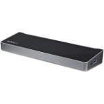 StarTech.com Triple Monitor 4K USB-C Dock with 5x USB 3.0 Ports