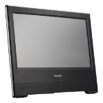 "Shuttle XPC all-in-one X50V7U3 Black Intel SoC BGA 1528 39.6 cm (15.6"") Built-in speaker(s) Touchscreen 1366 x 798 pixels i3-8145U 2.1 GHz LCD"