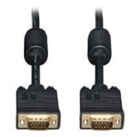 Ergotron SVGA/VGA Monitor Cable VGA cable 3 m VGA (D-Sub) Black