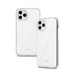 "Moshi 99MO113103 mobile phone case 14.7 cm (5.8"") Skin case White"
