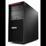 Lenovo ThinkStation P520c 4.00 GHz Intel® Xeon® W-2125 Black Tower Workstation