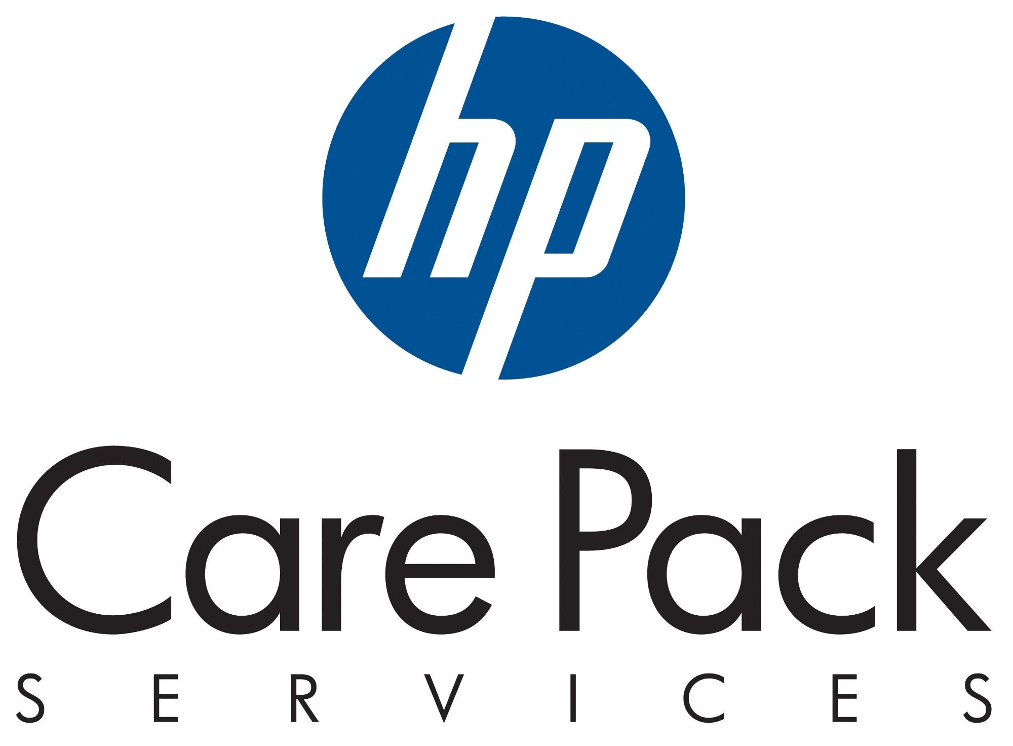 Hewlett Packard Enterprise 5Y, 24x7, w/CDMR D2D4100 Cap Up FC SVC
