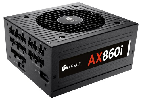 Corsair AX860i 860W ATX Black power supply unit