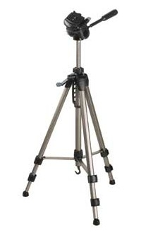 Hama Star 63 tripod 26.7 mm Black, Silver