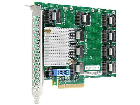 Hewlett Packard Enterprise 870549-B21 RAID controller PCI Express 3.0 12 Gbit/s