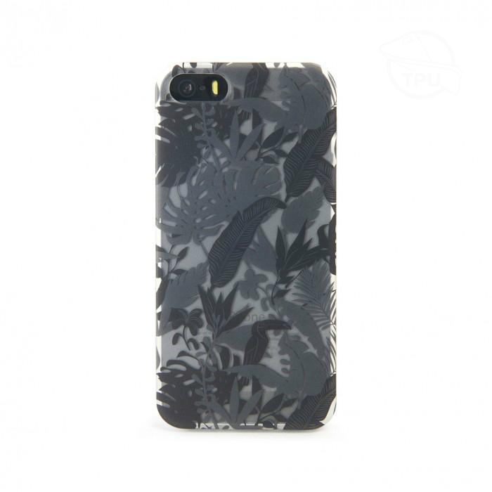 Tucano Brio Jungle mobile phone case Cover Black