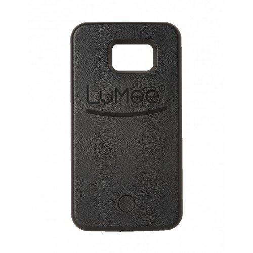 LuMee SGS6-B mobile phone case Cover Black