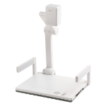Genee VSR080060 document camera White USB 2.0