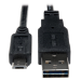 Tripp Lite 1ft, USB2.0-A - USB2.0-Micro-B