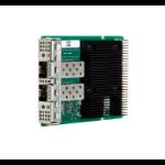 Hewlett Packard Enterprise Ethernet 10/25Gb 2-port SFP28 QL41232HQCU OCP3 Ethernet / Fiber 25000 Mbit/s Internal
