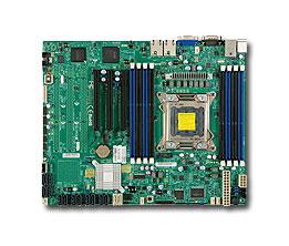 Supermicro X9SRi-F-O Retail server/workstation motherboard LGA 2011 (Socket R) ATX Intel® C602