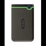 Transcend StoreJet 25M3 external hard drive 500 GB Grey