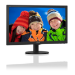 "Philips 240V5QDAB/00 23.8"" Full HD IPS Black LED display"